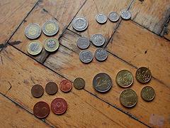 Los mejores depósitos a tres meses en enero de 2009 (euros flickr 090109)