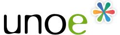 Logo de Uno-e