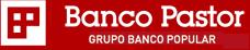 Tarjeta Visa Classic del Banco Pastor (logo bp)