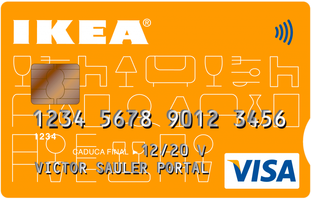 VISA IKEA