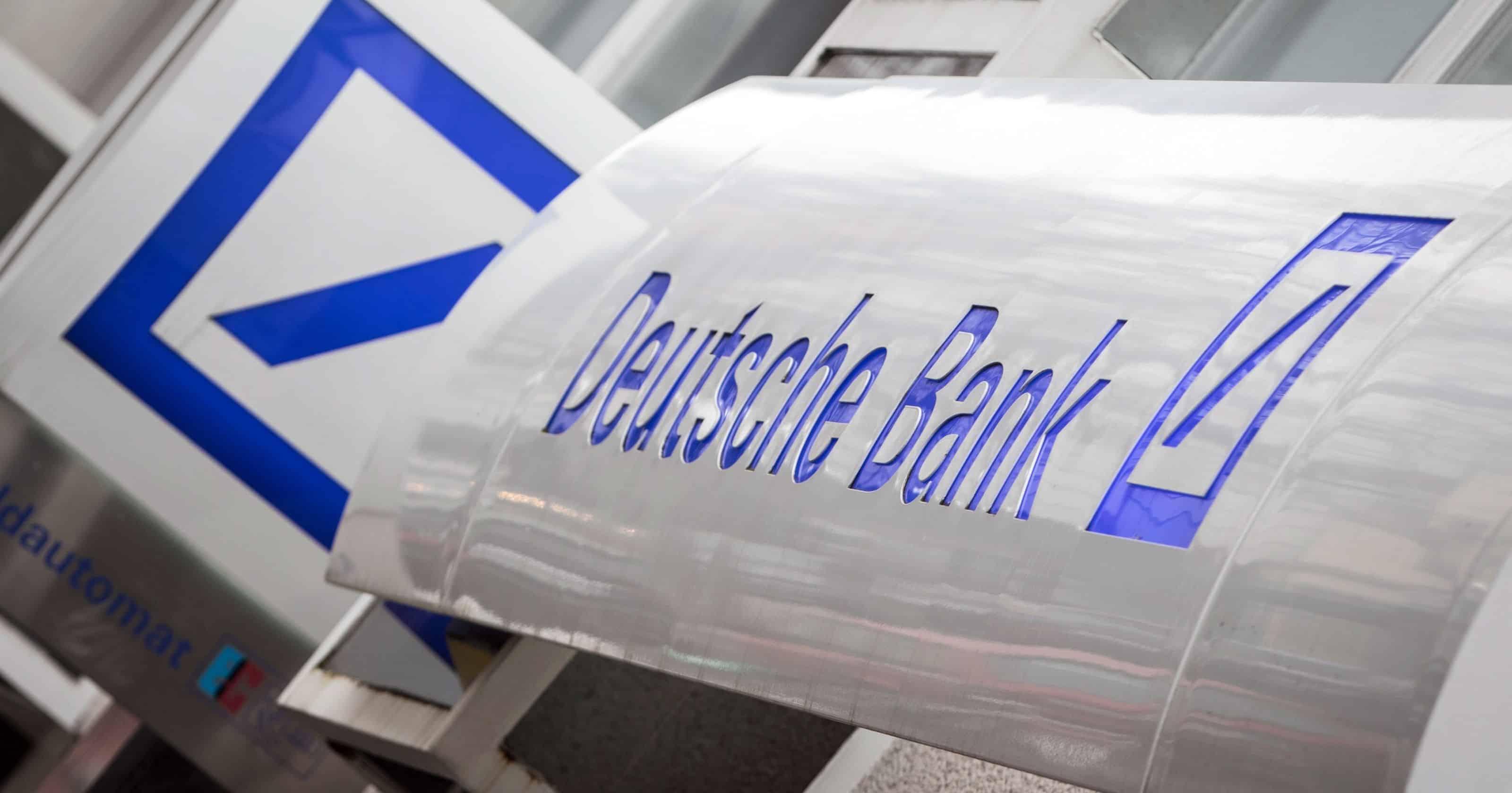 DEUTSCHE BANK ONLINE