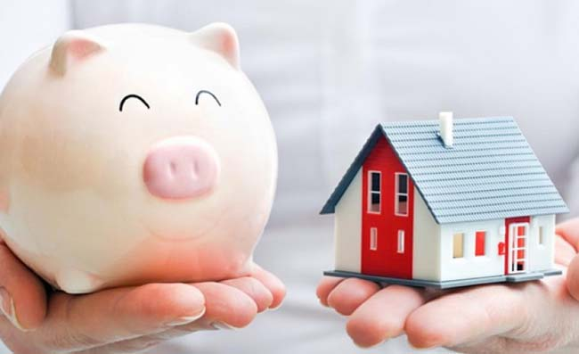 descenso en la firma de hipotecas
