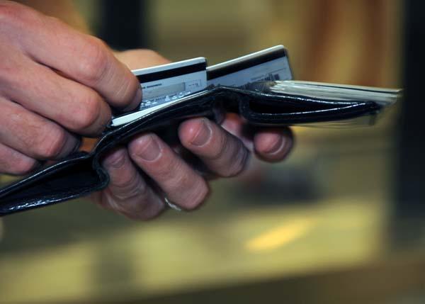 Uso de tarjeta de crédito
