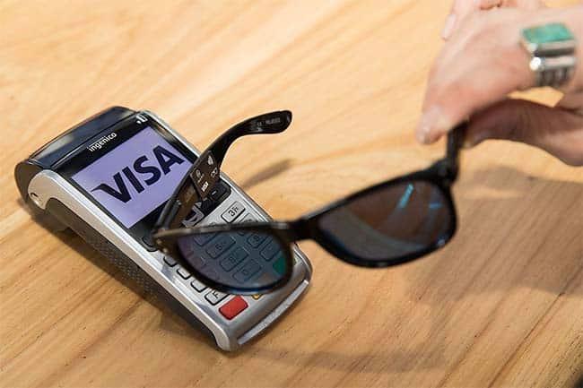 gafas-visa-tarjeta-bancaria