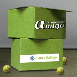 Depósito Amigo de Banco Gallego