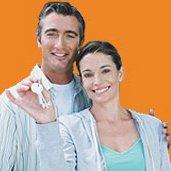 Logo de la Hipoteca Naranja
