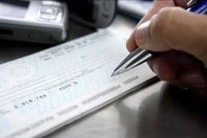 como funcionan los cheques