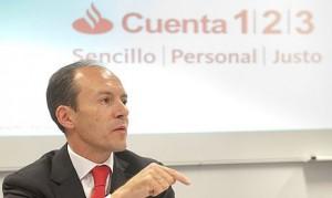 Cuenta 1,2,3 Banco Santander