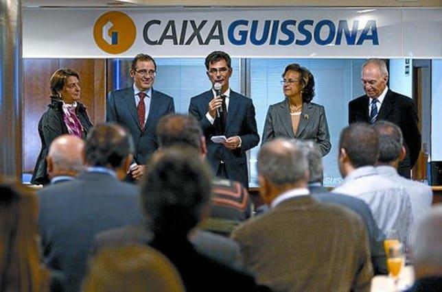Caixa Guissona