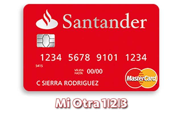 Como activar tarjeta de credito banco santander for Bankinter oficina internet