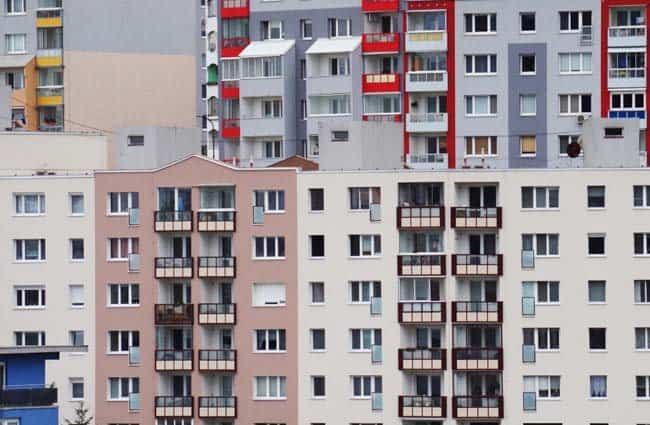 Hipotecas para viviendas en octubre 2017