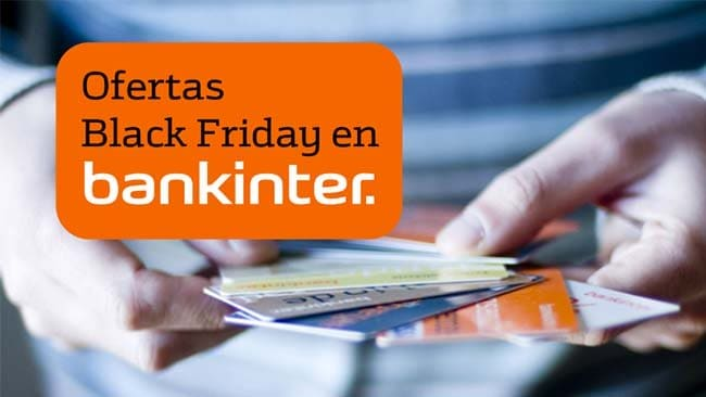 bankinter black friday
