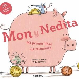 libro infantil niños mon y nedita
